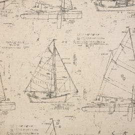 Sunbrella Upholstery - Point of Sail Linen - 145736-0001