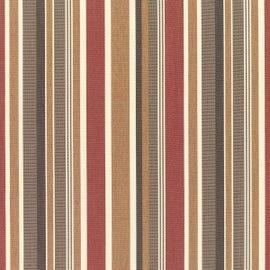 Sunbrella Upholstery - Brannon Redwood - 5612-0000