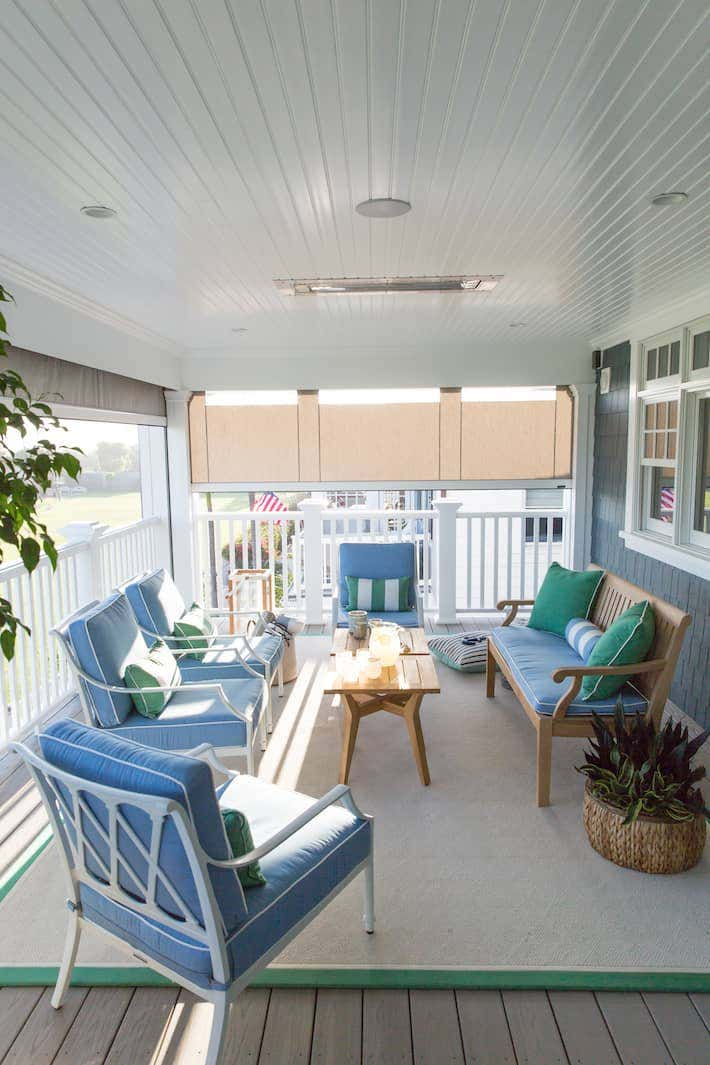 easy to clean outdoor furniture