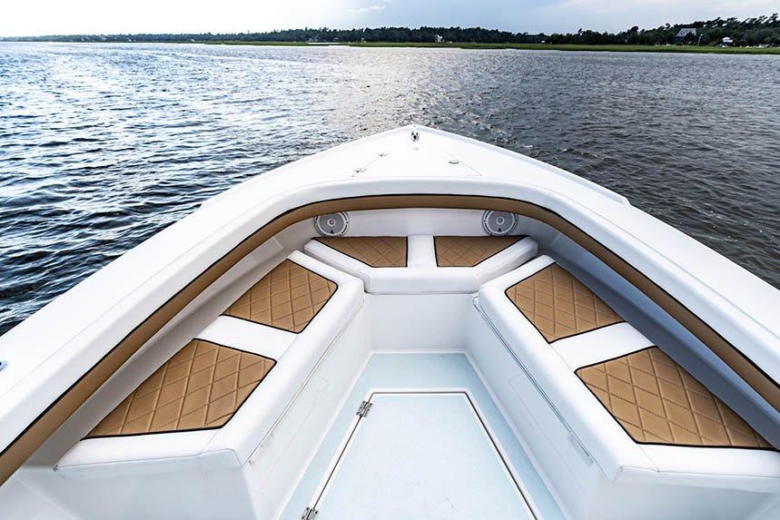 performance marine upholstery