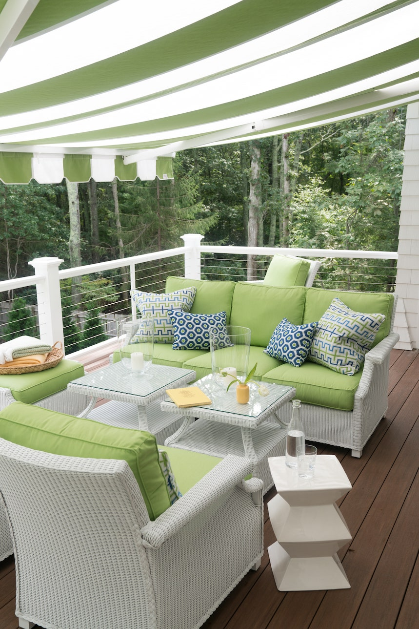 sunbrella outdoor upholstery